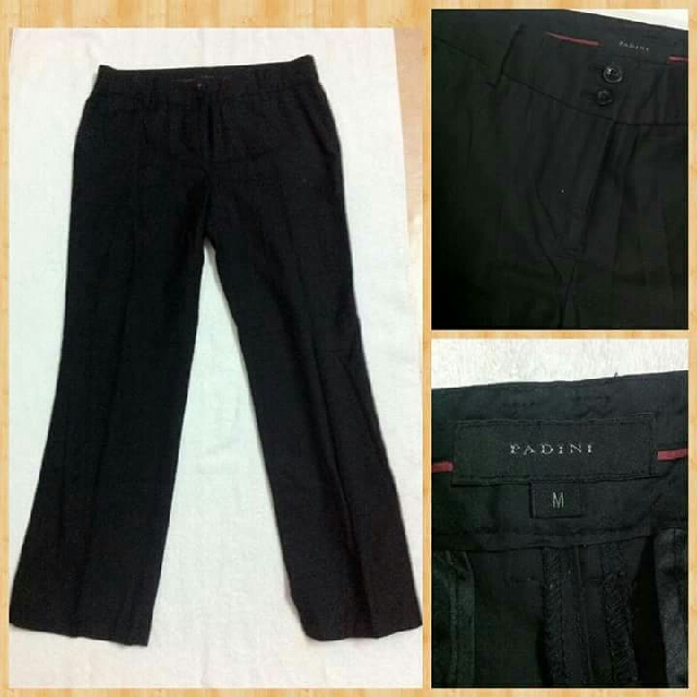 Padini Black Pants