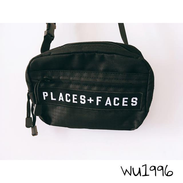 PLACES+FACES斜跨包