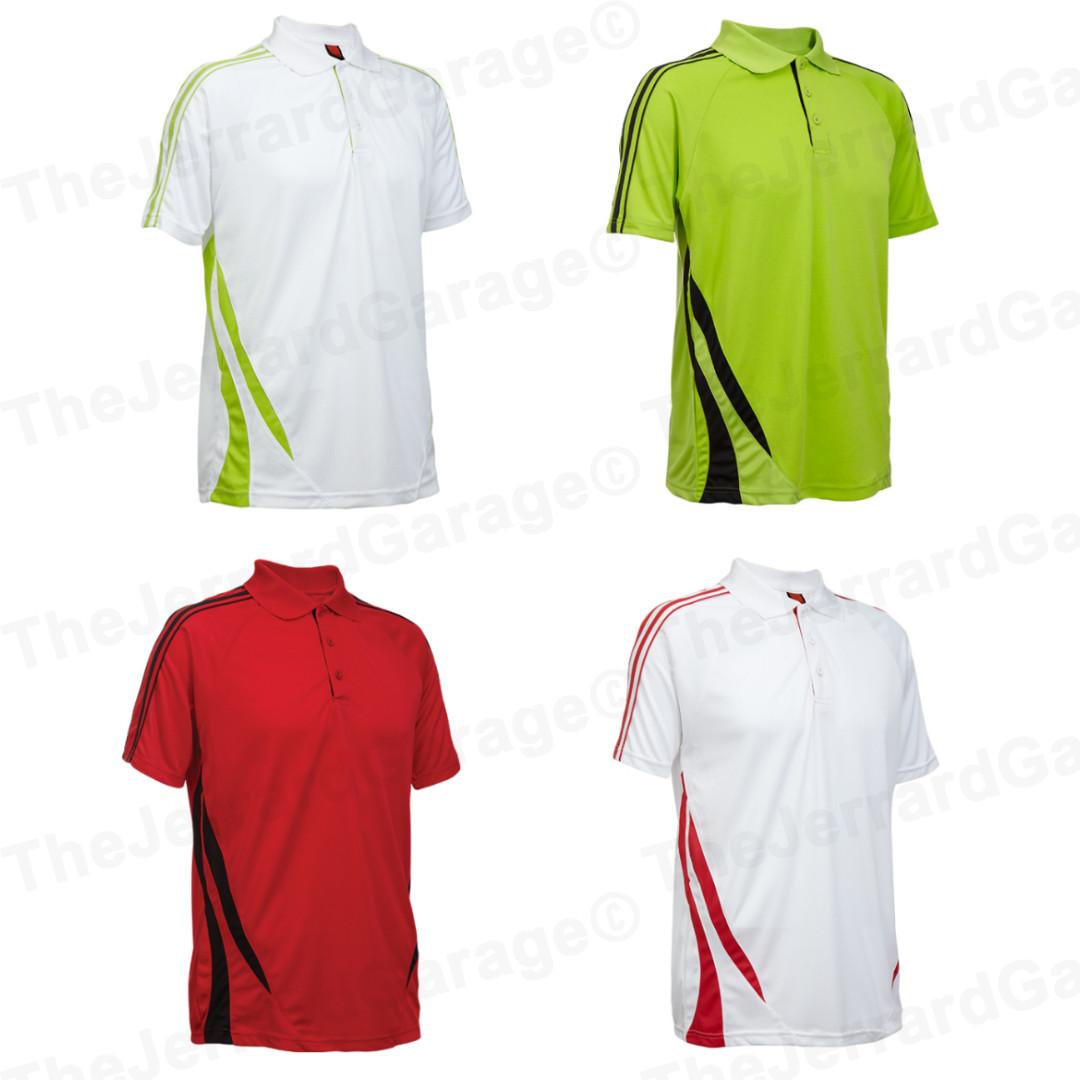 fd0cba7cb Polo T-Shirt Dri Fit Stripes Design (PC27), Men's Fashion, Clothes on  Carousell