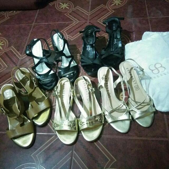 Preloved Heels Everbest