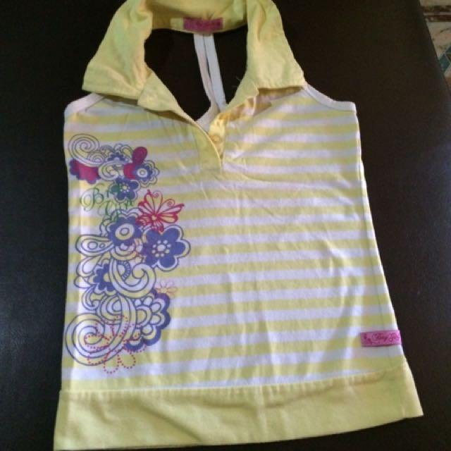 Preloved kids blouse