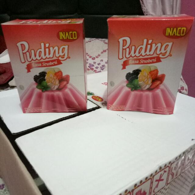 Puding INACO