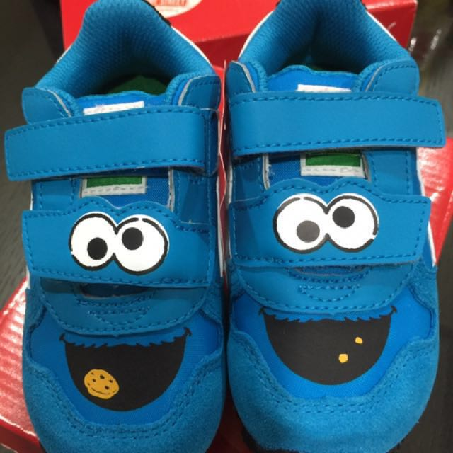 Puma Cookie Monster Shoes