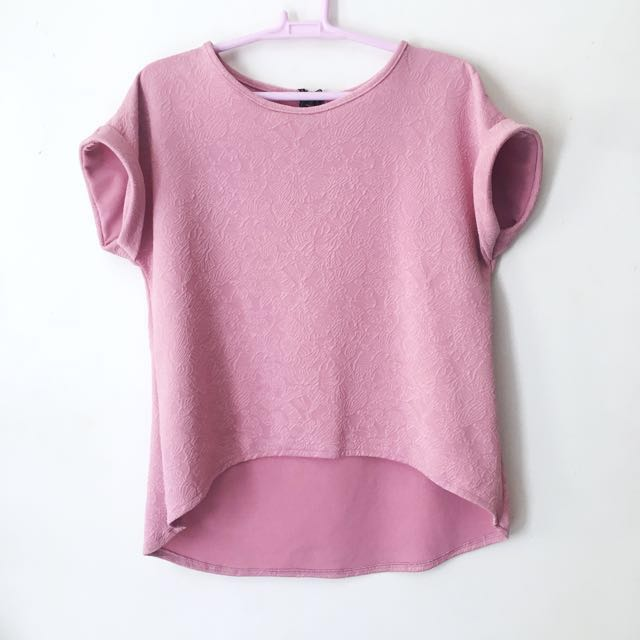 ‼️REPRICED‼️Old Rose Loose Tops
