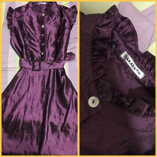 Sakaya Dress