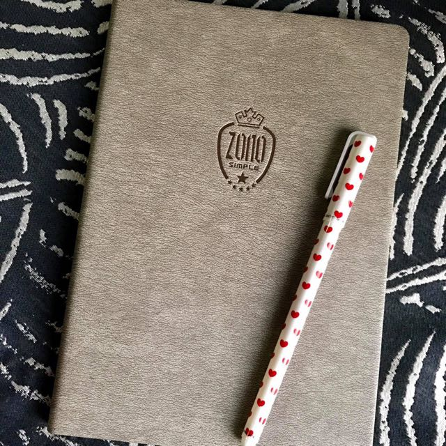 Silver Gray Journal