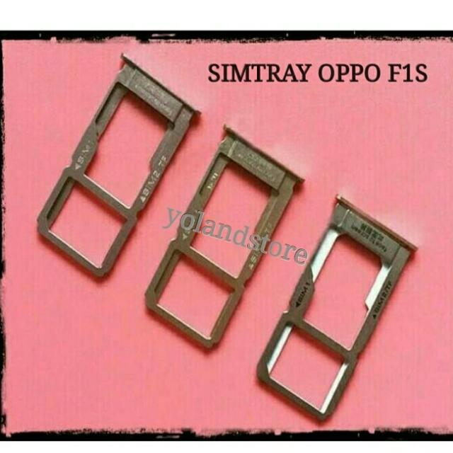 SIMTRAY OPPO F1S A59 / SLOT SIM  OPPO A59 / OPPO F1S DUDUKAN SIM