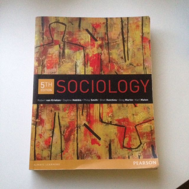 Sociology 5th Edition