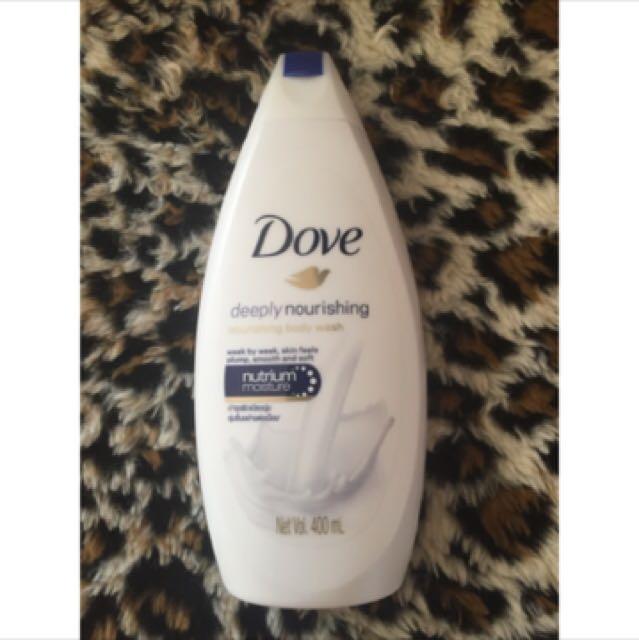 Sove body wash nutruim moisture 400ml