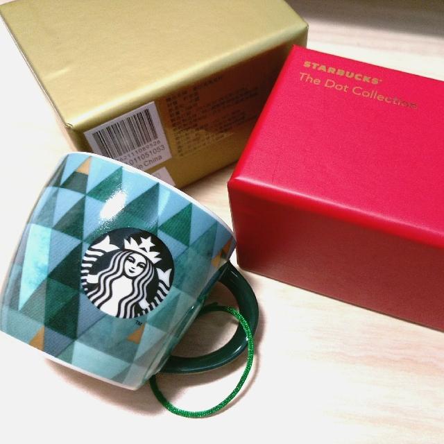星巴克Starbucks新骨瓷/ Espresso 馬克杯89ml 禮盒
