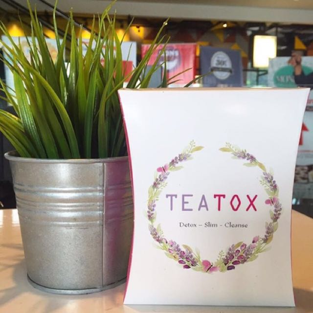 Teatox slimming tea
