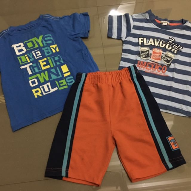 terno for little man 2t-4t