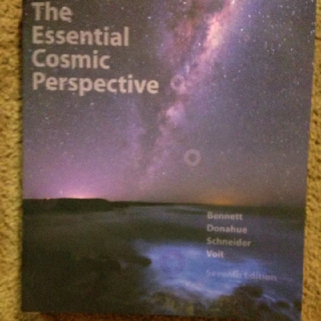 The Essential Cosmic Perspective  Seventh Edition