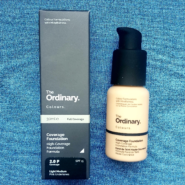 The Ordinary Coverage Foundation 2.0P