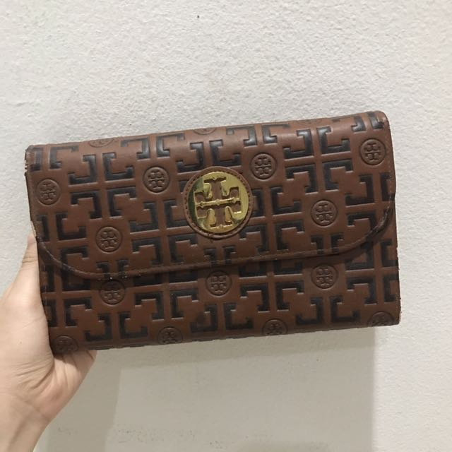 Tory Burch Clutch Brown