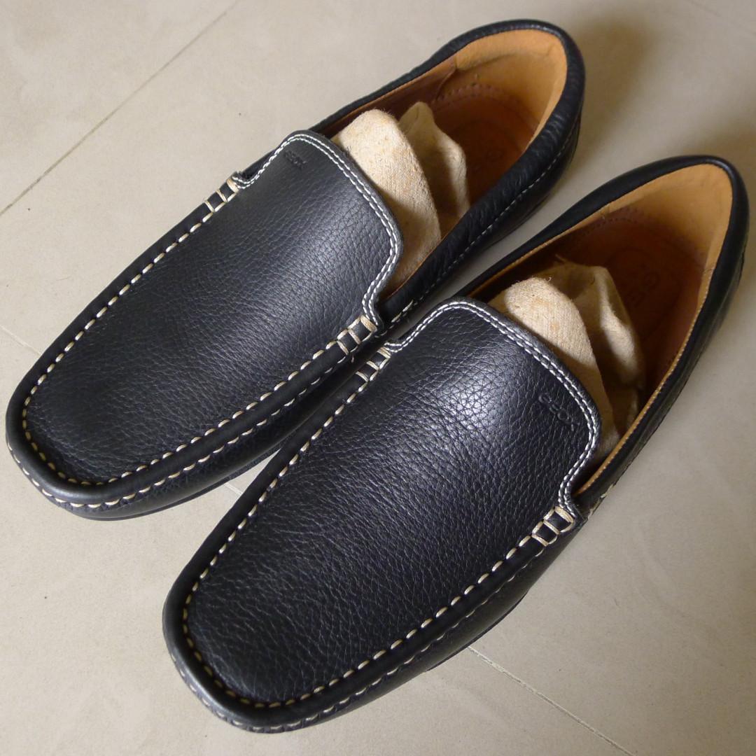 0d6a952181fea Unworn GEOX Respira Moccasins, Men's Fashion, Footwear on Carousell