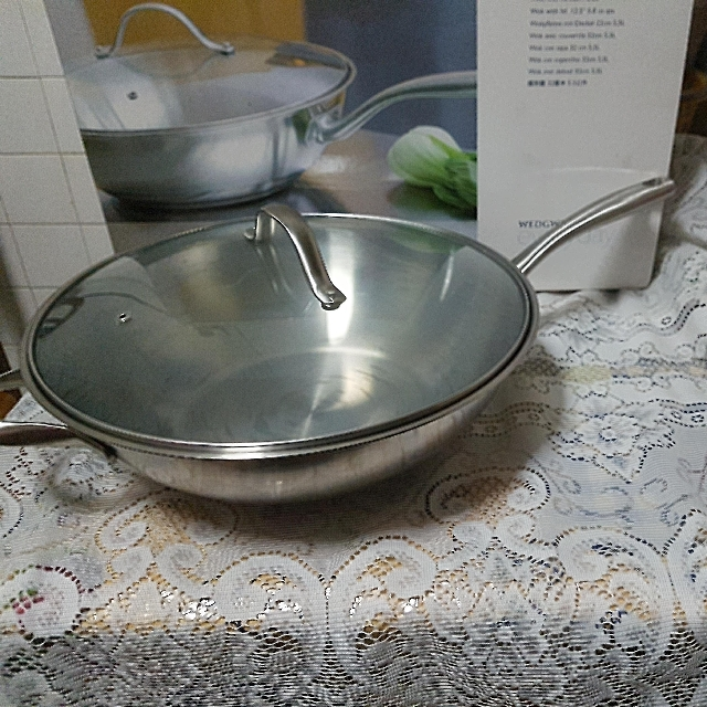 Wedgwood Everyday Cookware Pans Home