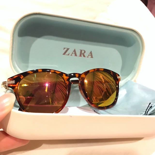 Zara Sunglasses Leopard