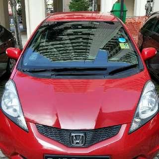 Honda Fit 1.3A G (Direct Dealing)