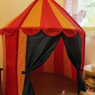 IKEA 兒童遊戲帳篷