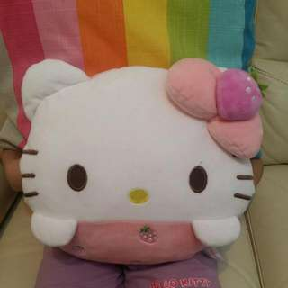 Hello Kitty暖暖手及咕