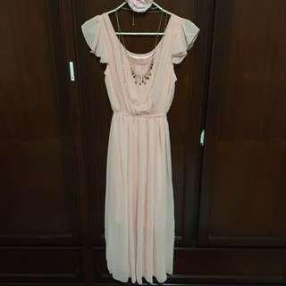 🚚 雪紡仙氣洋裝#兩百元雪紡