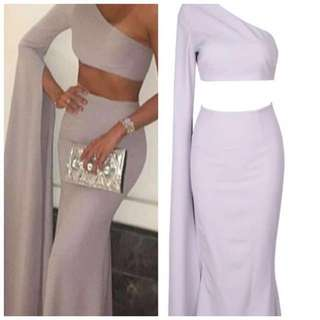 Two Pieces Party Dress