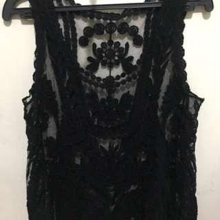 Sando Laced (black)