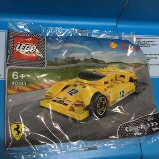 Lego Shell Ferrari 512 S