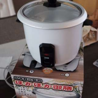Japan rice cooker for 1-2 ppl