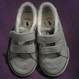 POLO By Ralph Lauren toddler shoes