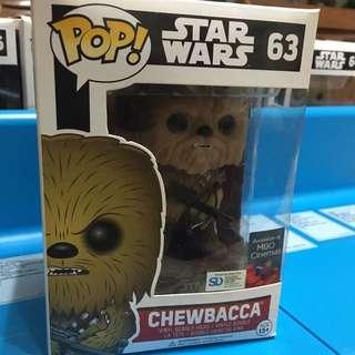 STAR WARS Chewbacca Funko Pop