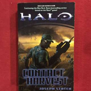 HALO- contact harvest