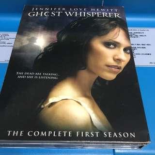 Ghost Whisperer Complete Season 1