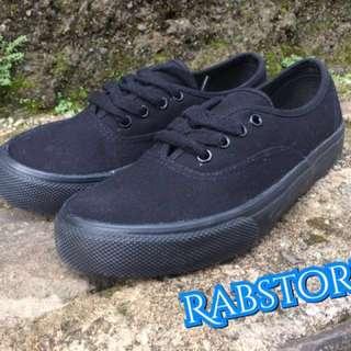 Sepatu Airwalk Original Rio Mono Black