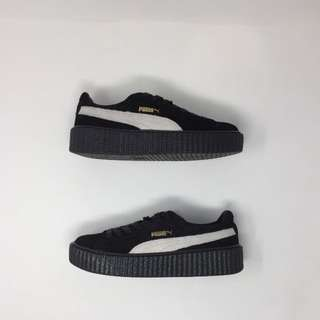 PUMA BLACK CREEPERS