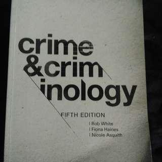 Crim 201 & Psych 207