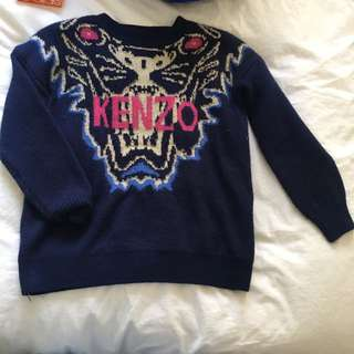 Vintage Kenzo Knit
