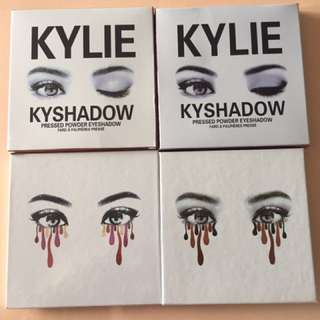 Kylie Jenner Eyeshadow Pallets
