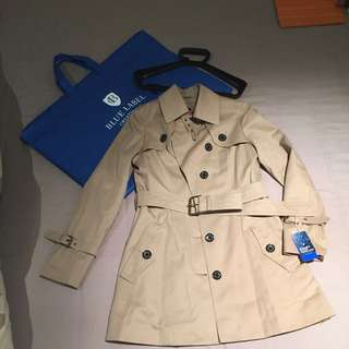 Blue Label Trench Coat From Japan !! *Repriced*