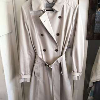 Jigsaw Trench coat- 12