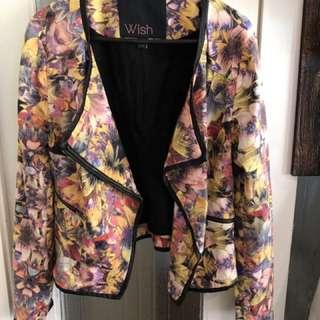 Wish floral jacket - 10