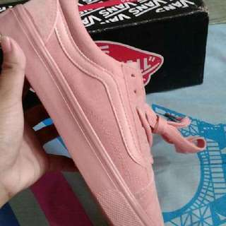 Vans Old School (For Girls) Size 7