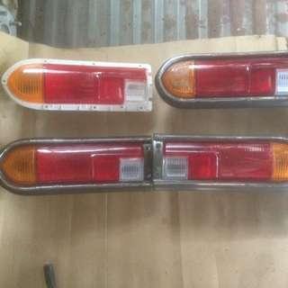 B210 Repro Taillight