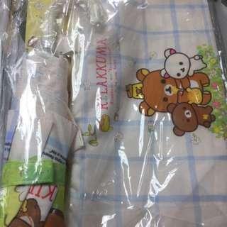 鬆弛熊雨傘
