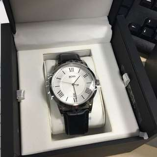 Hugo Boss Watch w/ Date (quartz)