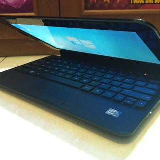 Netbook HP Mini 110 3743 Like New limited Edition