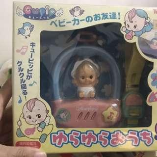罕有 日本 Toyroyal BB 車 音樂玩具