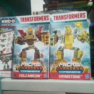 Kree-o Transformers
