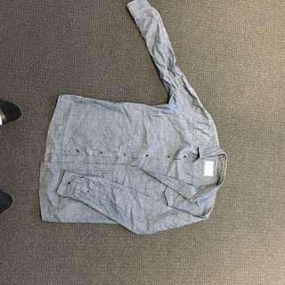 Men Shirt fits medium